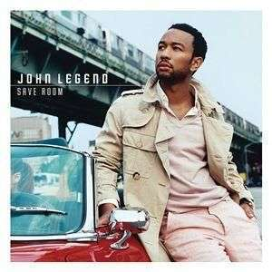 Coverafbeelding Save Room - John Legend