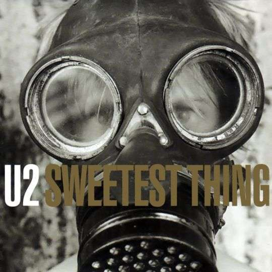 Coverafbeelding Sweetest Thing - U2