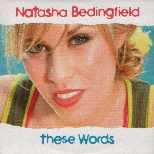 Coverafbeelding These Words - Natasha Bedingfield