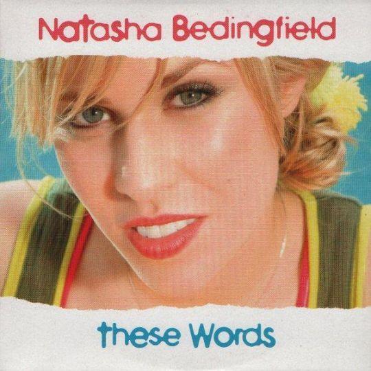 Coverafbeelding Natasha Bedingfield - These Words
