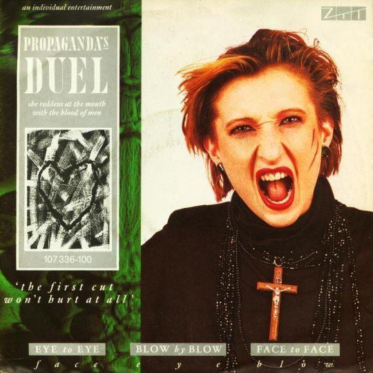 Coverafbeelding Propaganda - Duel