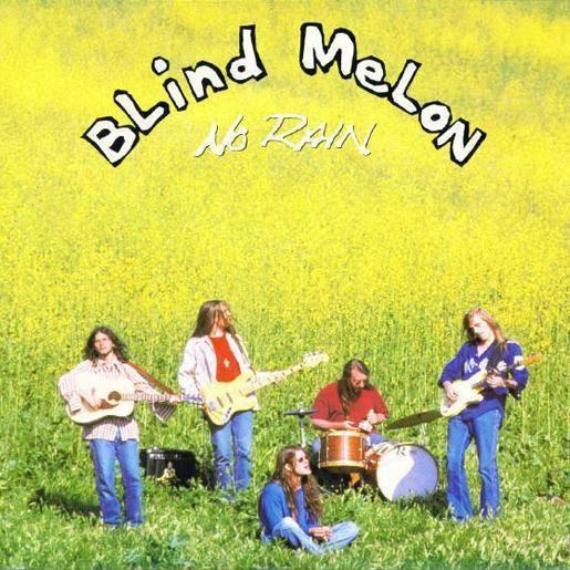 Coverafbeelding Blind Melon - No Rain