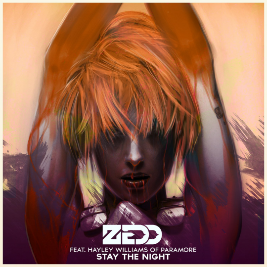 Coverafbeelding Stay The Night - Zedd Feat. Hayley Williams Of Paramore