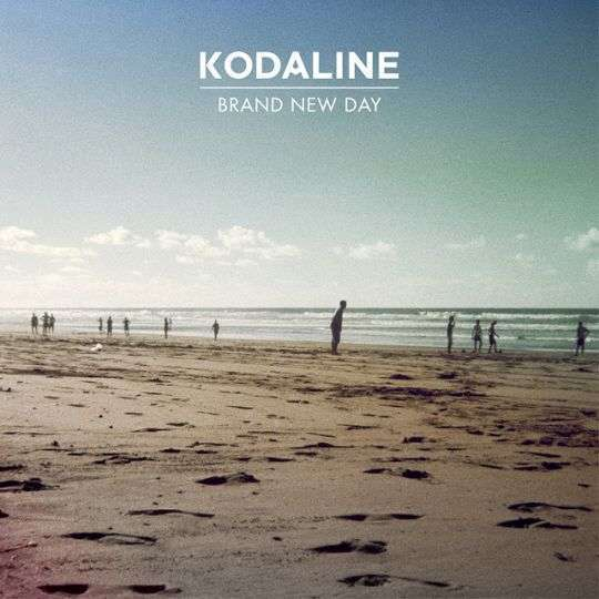 Coverafbeelding Brand New Day - Kodaline