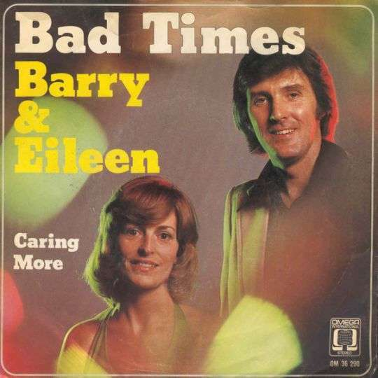 Coverafbeelding Bad Times - Barry & Eileen