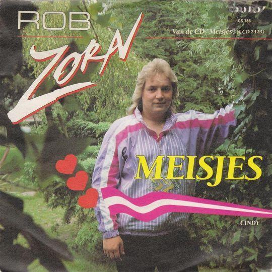 Coverafbeelding Rob Zorn - Meisjes