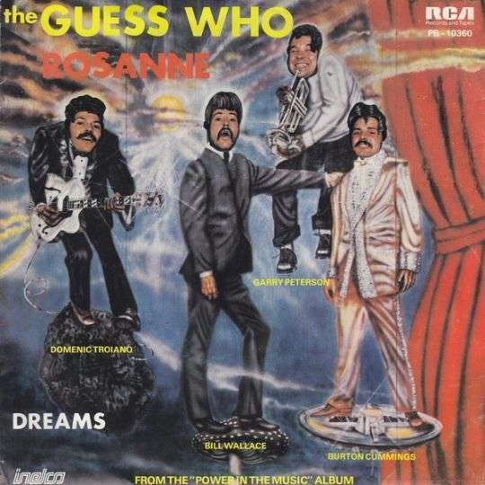 Coverafbeelding Rosanne - The Guess Who