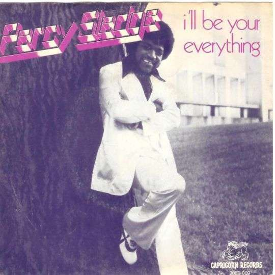 Coverafbeelding I'll Be Your Everything - Percy Sledge
