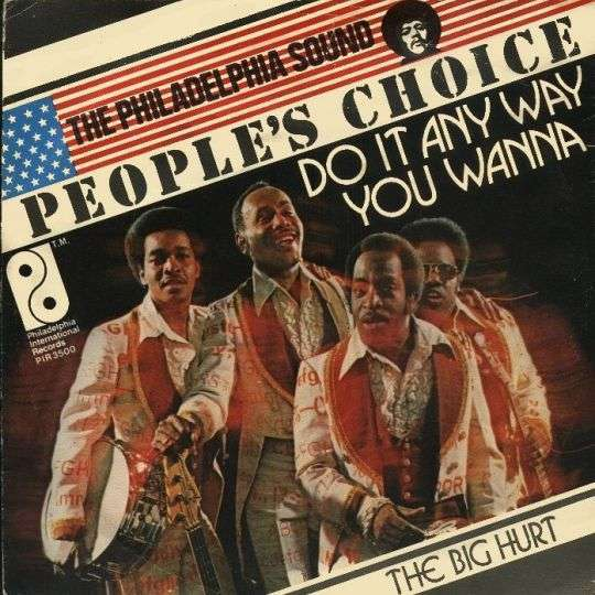 Coverafbeelding People's Choice - Do It Any Way You Wanna