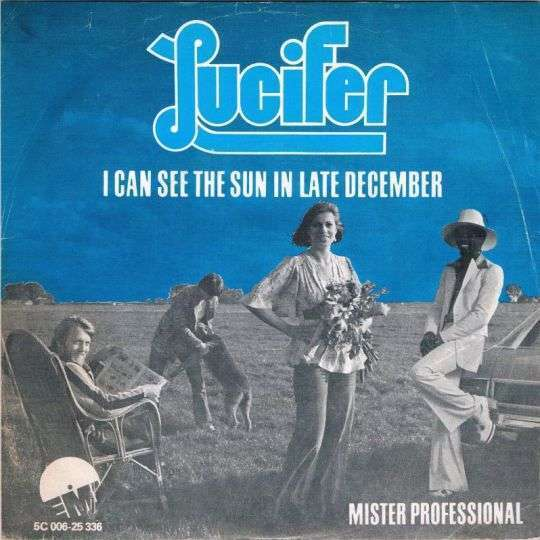Coverafbeelding I Can See The Sun In Late December - Lucifer