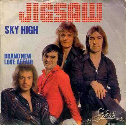 Coverafbeelding Sky High - Jigsaw ((Gbr))