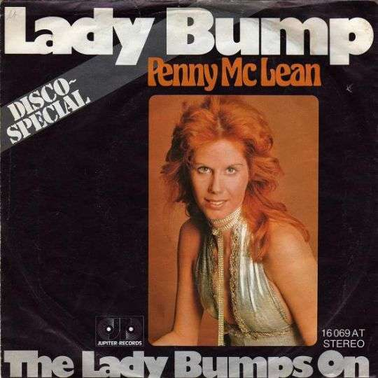 Coverafbeelding Penny Mc Lean - Lady Bump