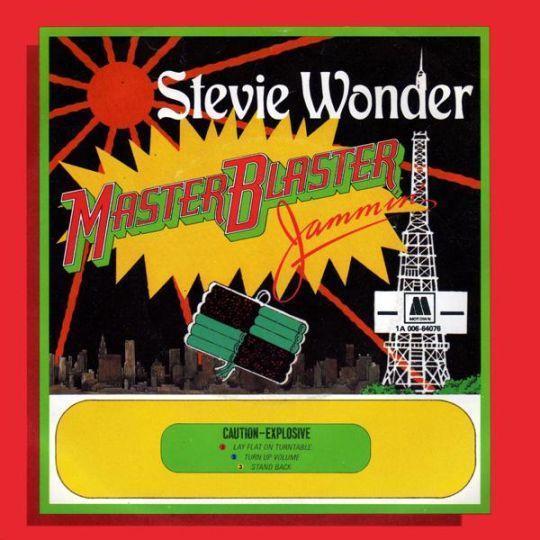 Coverafbeelding Master Blaster - Jammin' - Stevie Wonder