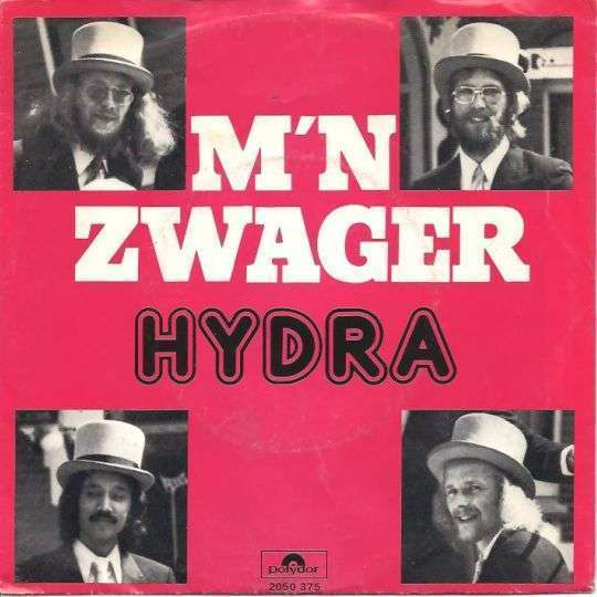 Coverafbeelding M'n Zwager - Hydra