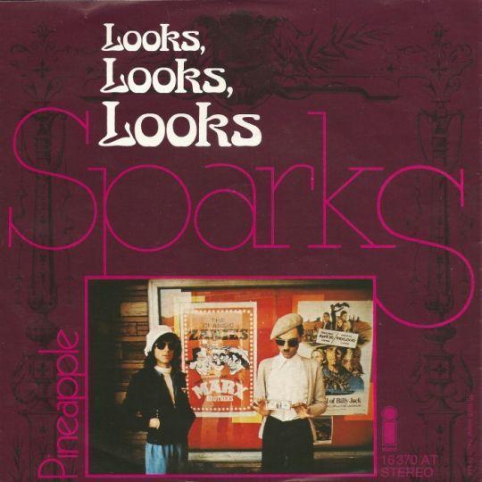 Coverafbeelding Looks, Looks, Looks - Sparks
