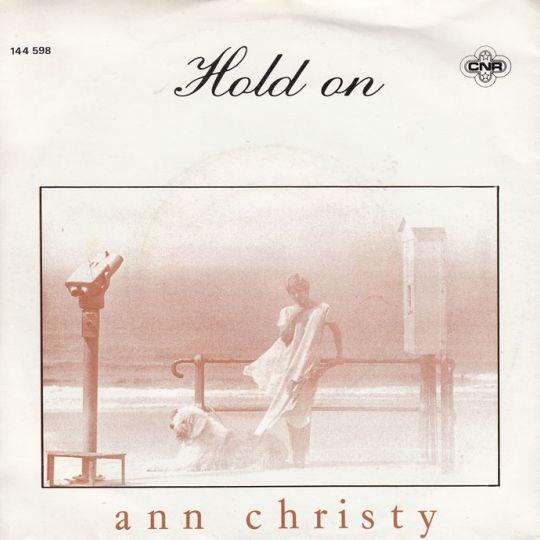 Coverafbeelding Ann Christy - Hold On