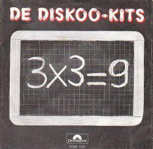 Coverafbeelding De Diskoo-Kits - 3x3=9