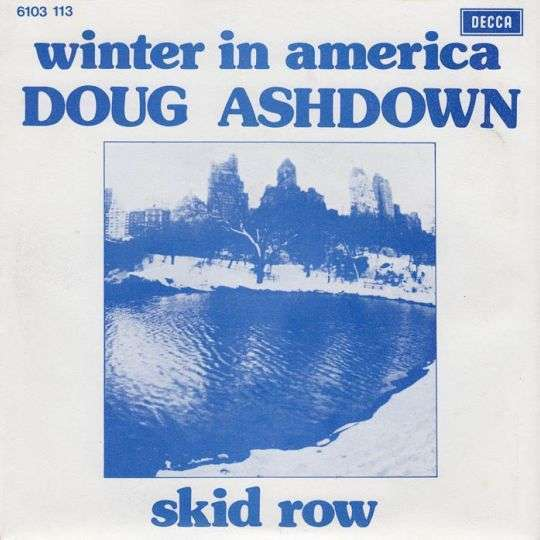 Coverafbeelding Doug Ashdown - Winter In America