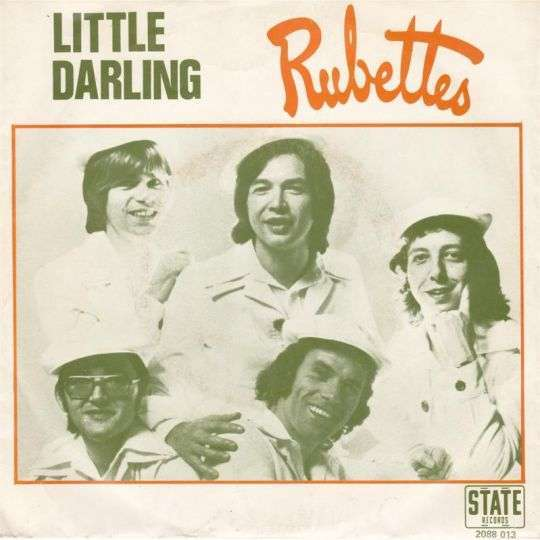 Coverafbeelding Little Darling - Rubettes