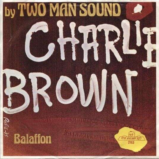 Coverafbeelding Two Man Sound - Charlie Brown