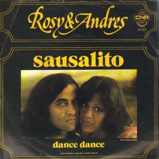 Coverafbeelding Rosy & Andres - Sausalito