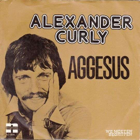 Coverafbeelding Aggesus - Alexander Curly