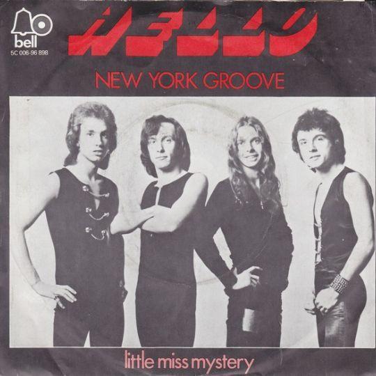 Coverafbeelding Hello - New York Groove