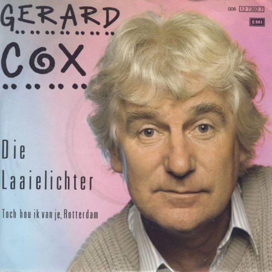 Coverafbeelding Die Laaielichter - Gerard Cox