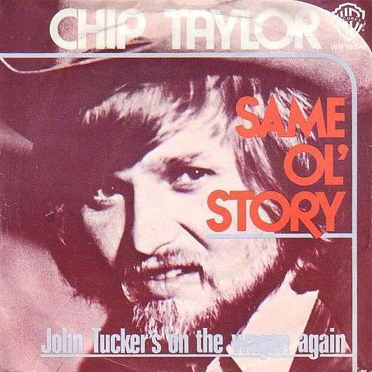 Coverafbeelding Chip Taylor - Same Ol' Story