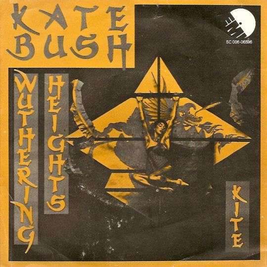 Coverafbeelding Wuthering Heights - Kate Bush