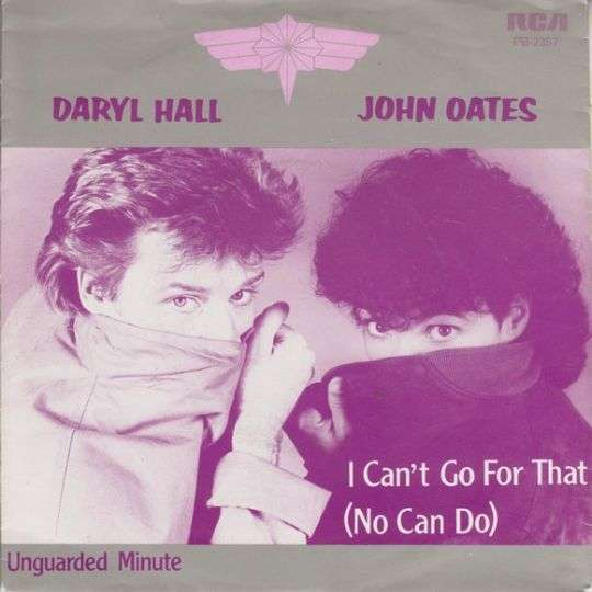 Coverafbeelding Daryl Hall & John Oates - I Can't Go For That (No Can Do)
