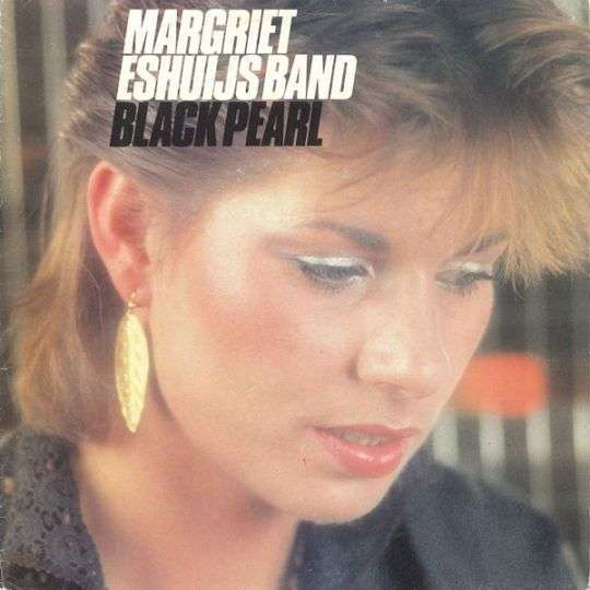 Coverafbeelding Margriet Eshuijs Band - Black Pearl