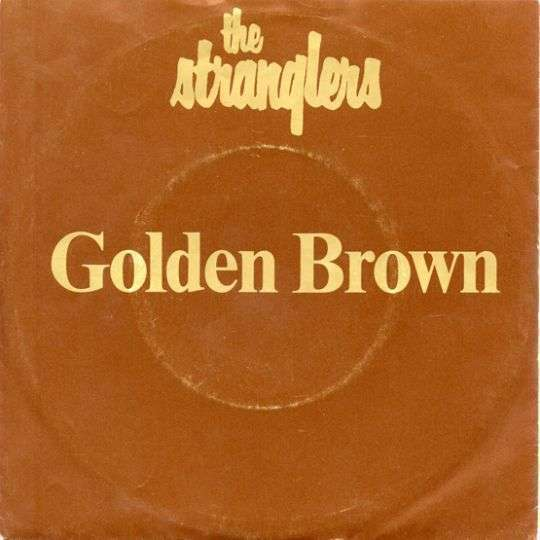 Coverafbeelding Golden Brown - The Stranglers