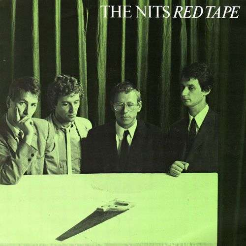 Coverafbeelding Red Tape - The Nits