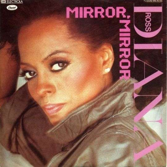 Coverafbeelding Mirror, Mirror - Diana Ross