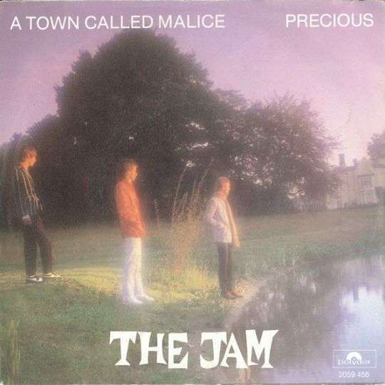 Coverafbeelding The Jam - A Town Called Malice