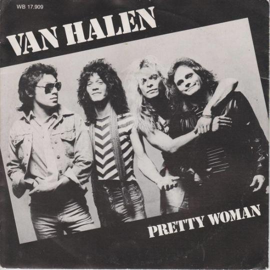 Coverafbeelding Pretty Woman - Van Halen