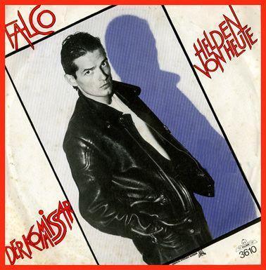 Coverafbeelding Der Kommissar - Falco