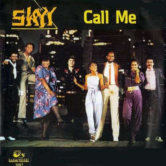 Coverafbeelding Skyy - Call Me