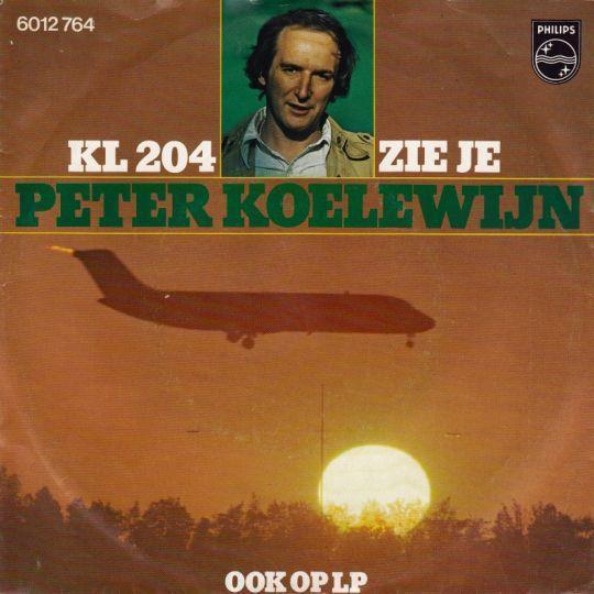 Coverafbeelding Kl 204 - Peter Koelewijn