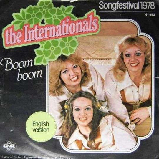 Coverafbeelding Boom Boom - The Internationals
