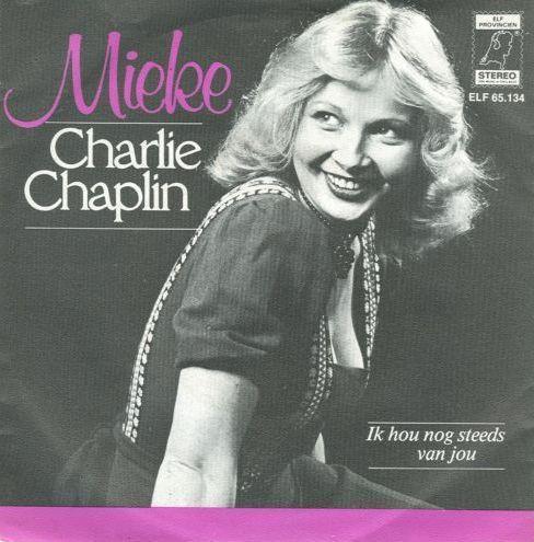 Coverafbeelding Charlie Chaplin - Mieke