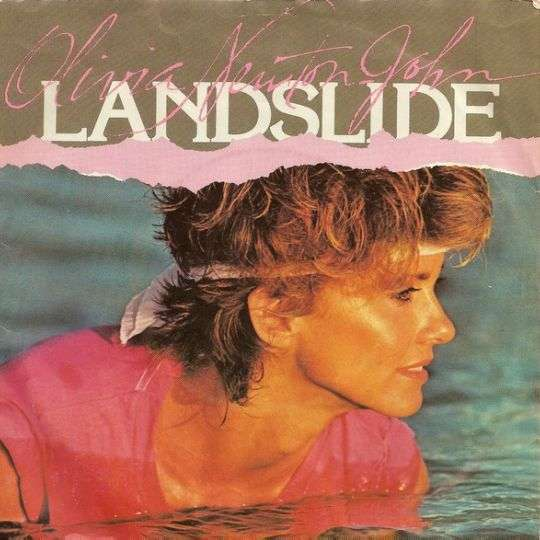 Coverafbeelding Olivia Newton-John - Landslide