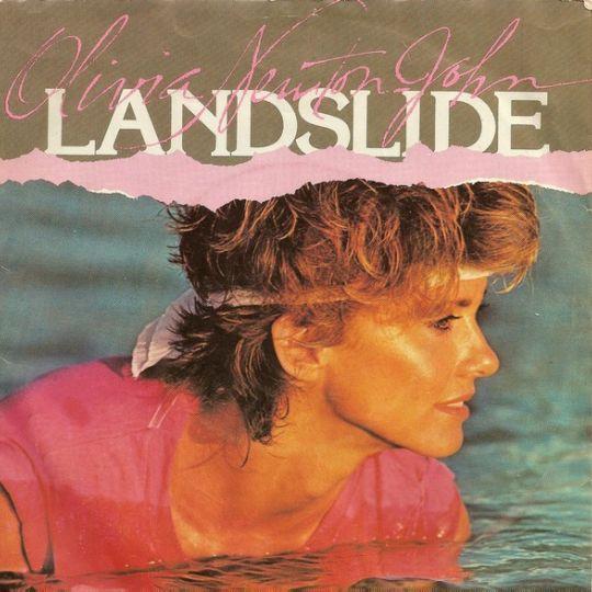 Coverafbeelding Landslide - Olivia Newton-john