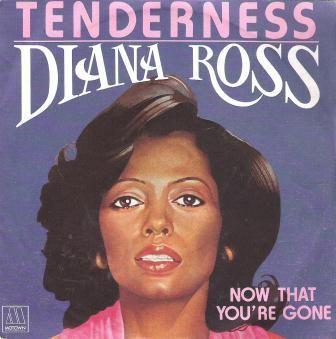 Coverafbeelding Diana Ross - Tenderness