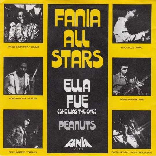 Coverafbeelding Fania All Stars - Ella Fue (She Was The One)