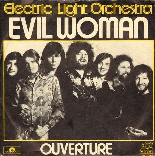 Coverafbeelding Evil Woman - Electric Light Orchestra