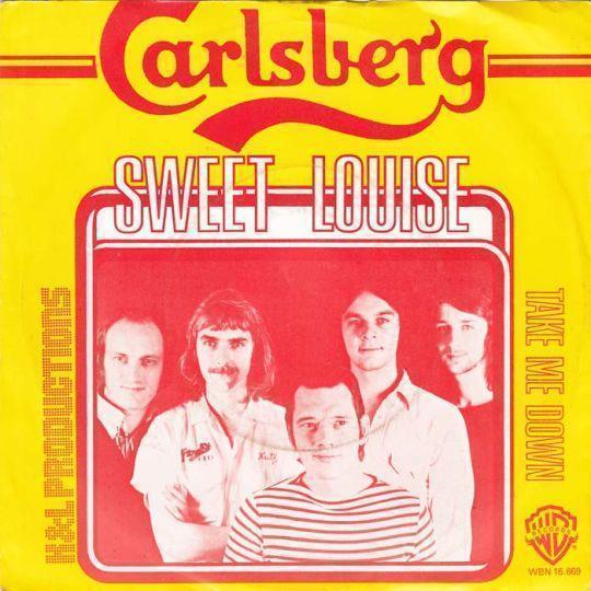 Coverafbeelding Carlsberg - Sweet Louise