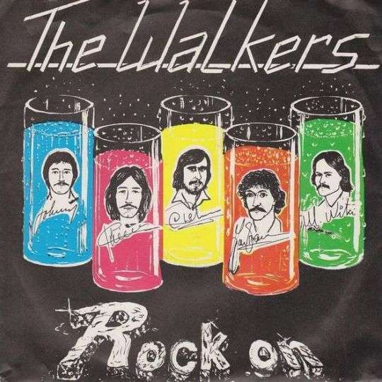 Coverafbeelding Rock On - The Walkers