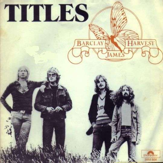 Coverafbeelding Titles - Barclay James Harvest